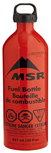 MSR Fuel Bottle, 30oz