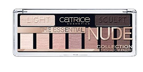 Catrice Cosmetics The Essential Nude Eyeshadow Palette ~ ReNude My Style
