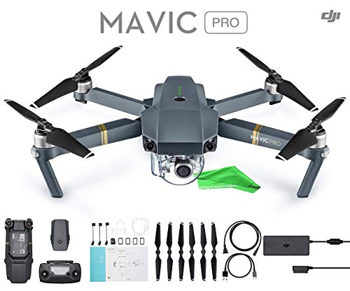 DJI Mavic Pro + DigitalAndMore Ultra Gentle Micro...