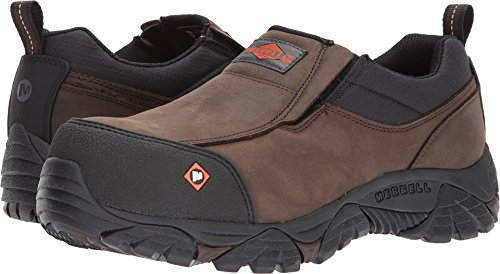 Merrell Work Men's Moab Rover Moc CT Espresso 10.5 M US