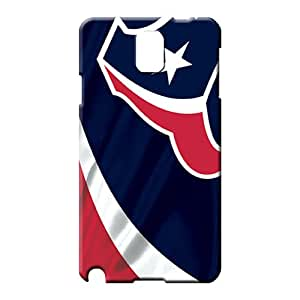 samsung note 3 cover Durable New Arrival Wonderful mobile phone carrying skins houston texans nfl football