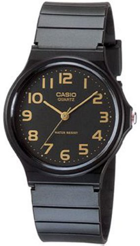 CASIO MQ24 1B2 Casual Dress Watch
