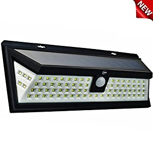 2. UMR 80 LED Solar Security Light