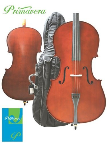 Primavera Prima 100 Student Cello Outfit SIZE 1/16