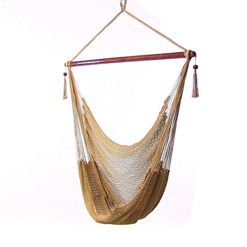 Hammock Swing Chair Hanging Rope Chair Porch Swing Outdoor ...