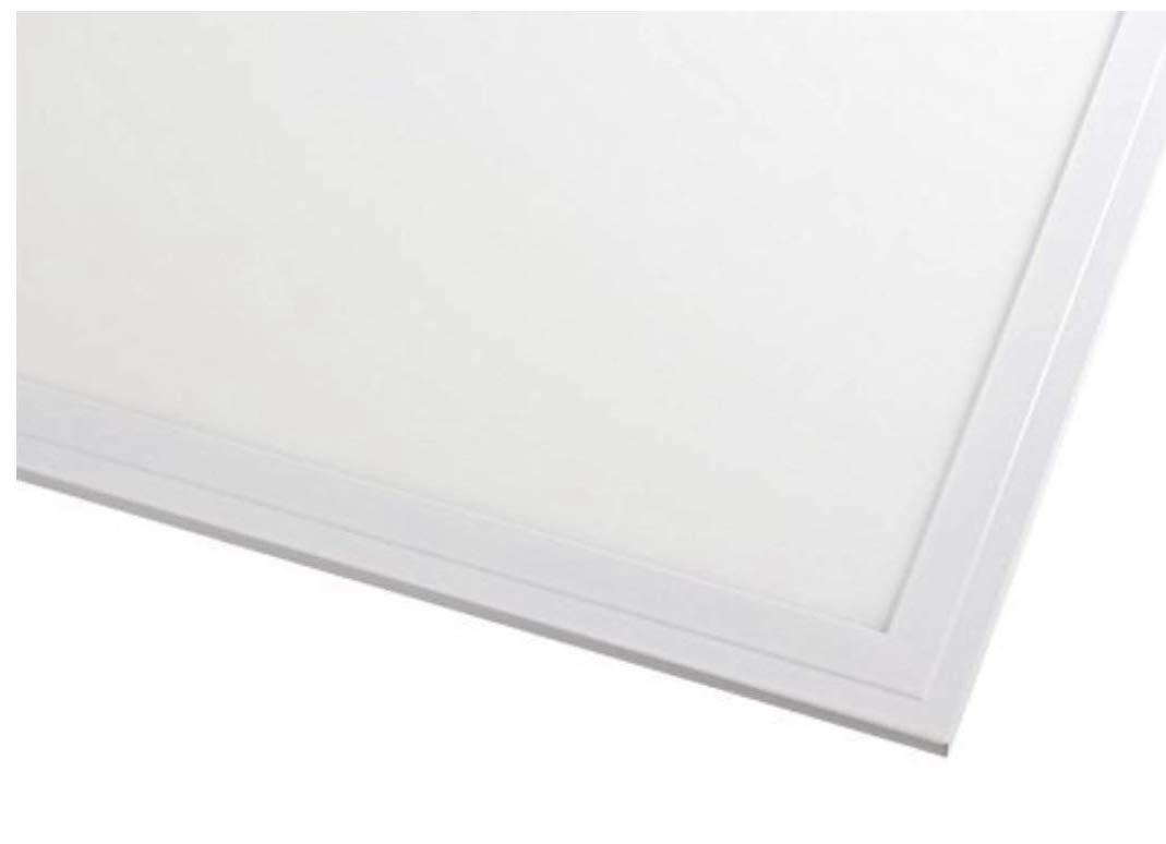 Blanc froid 6500/K 40/W 3200lm 10/X panneau LED slim 60/x 60/cm LA