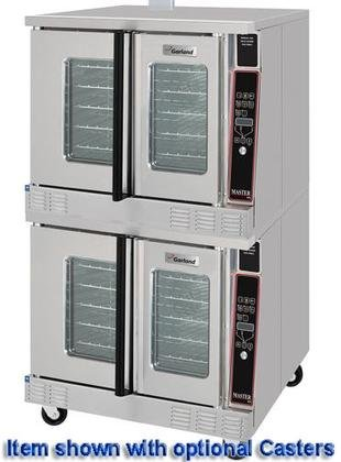 Garland MCO-ES-20 Master Series Electric Double Deck Convection Oven with Standard Depth 39