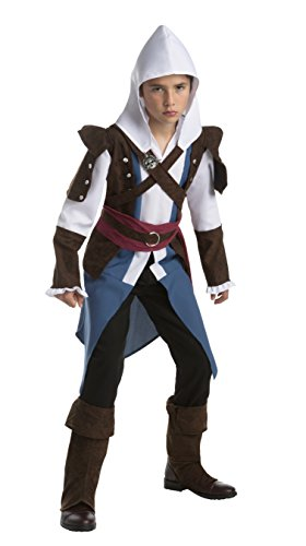 Assassin's Creed Edward Kenway Classic Teen Costume, Size (Kids Assassins Creed Costumes)