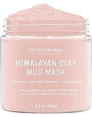 New York Biology Mud Masks