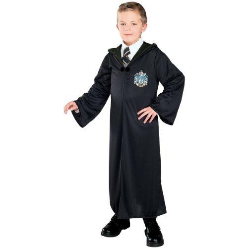 Slytherin Robe Child Costume - Medium