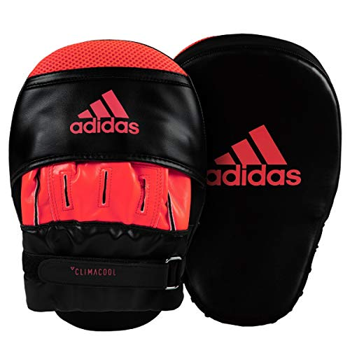 adidas FLX 3.0 Speed Punch Mitts, Black/Red