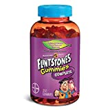 Flintstones Gummies Complete, Pediatricians #1 Choice, Now with More Vitamin D3: 250 Gummies – Sms13 Review