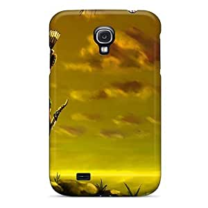 Defender Case With Nice Appearance (elf Archer) For Galaxy S4