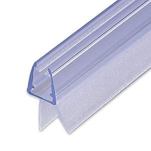 sealis 100cm ersatz duschdichtung dichtung f r 5mm 6mm 7mm 8mm glasdicke duschkabine. Black Bedroom Furniture Sets. Home Design Ideas