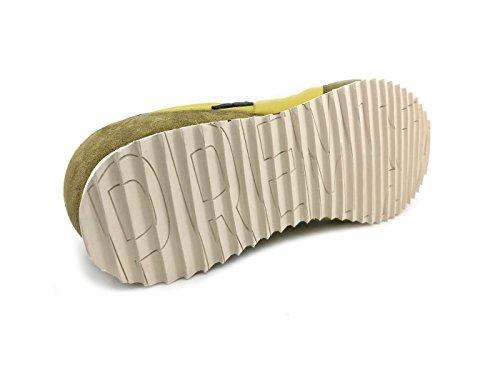 PREMIATA Hattori 2918 Sneaker Uomo Giallo MainApps Yellow