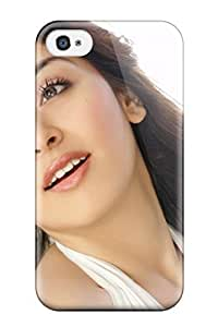lintao diy 3102946K86750277 Premium Durable Hansika Beautilful Babe Fashion Tpu Iphone 4/4s Protective Case Cover