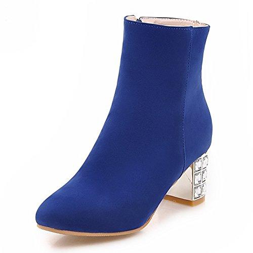Fashion HeelAnkle Boots - Botas mujer Azul