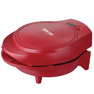 Better Chef IM-477R Omelette Maker Color: Red, Medium by Better Chef (Image #1)