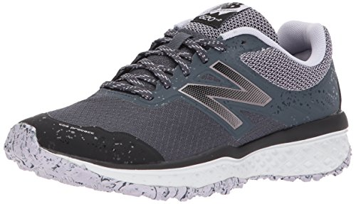 New Balance Women s Cushioning 620v2 Trail Running Shoe, Thunder Black, 7 D US