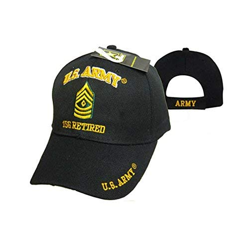 (KYS US Army 1SG Retired Cap)