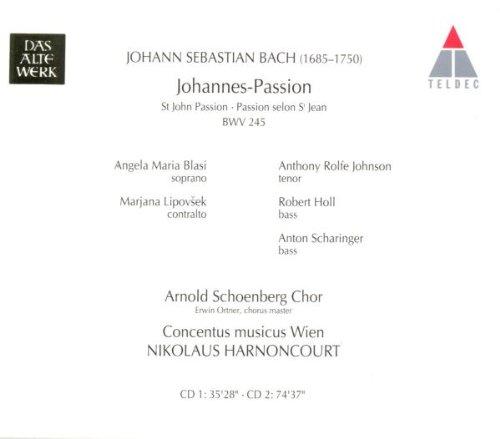 Bach: St. John Passion by Teldec