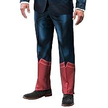 FUNSUITS mens Superman Suit Pants (Alter Ego)