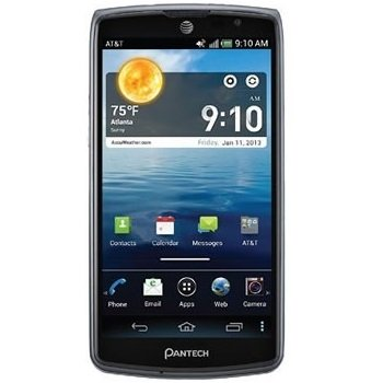 Pantech Discover P9090 16GB Unlocked GSM 4G LTE Dual-Core An