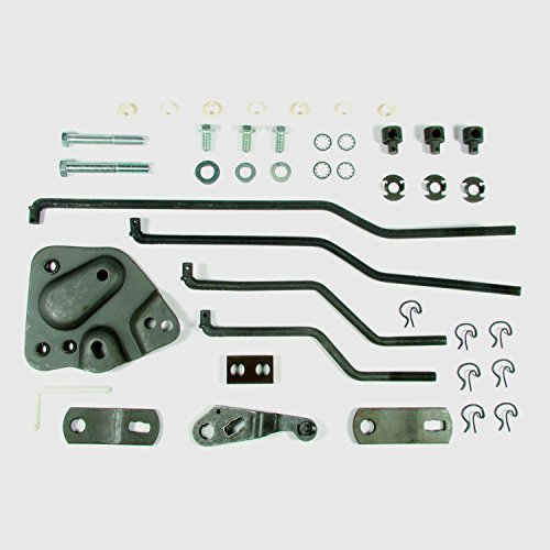 Hurst 3738611 Competition/Plus Manual Shifter Installation Kit (Kit Manual Installation)