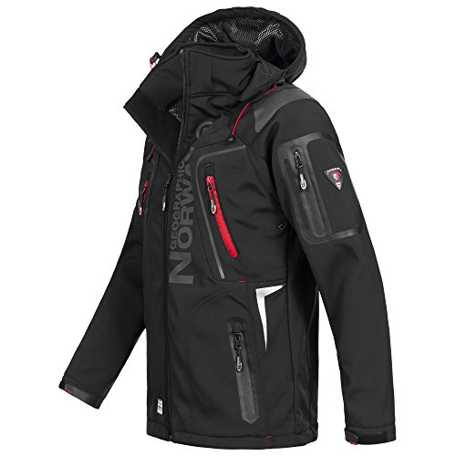 Geographical para Chaqueta Norway Hombre Negro rSwvrxCqY