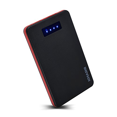 Power Bank 20000mAH Portable Charger, InPoTo Polymer Core External Backup Battery QC 2.0, High Capacity Battery Bank Power Brick for Smartphone Tablet and More