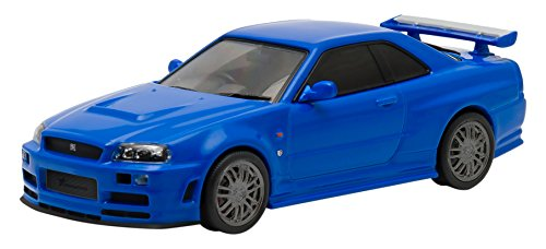 Greenlight Fast & Furious 2009 - 2002 Nissan Skyline GT-R Vehicle (1:43 -