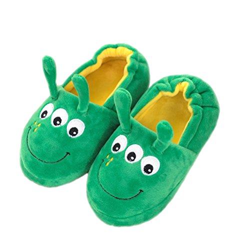 Cartoon Slippers Non Slip Christmas Children