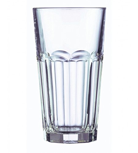 Arcoroc Gotham 16 oz. Beverage Glass (Fully Tempered) 36/CS