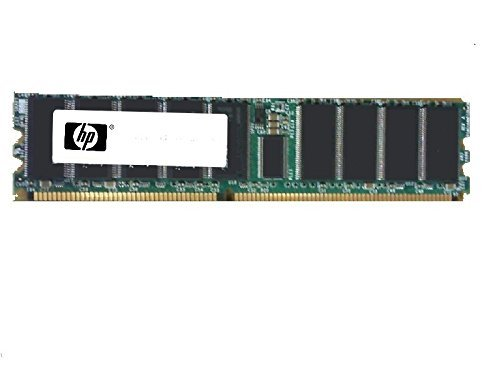HP 413152-851 2GB SERVER DIMM DDR PC2700(333) REG ECC 2.5v 2RX4 184P 256MX72 128mX4 CL2.5 (Cl2.5 Ecc Dimm Memory)