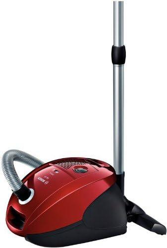 Bosch - Aspirador Bsgl32500, 2500W, 4L, Rojo: Amazon.es: Hogar