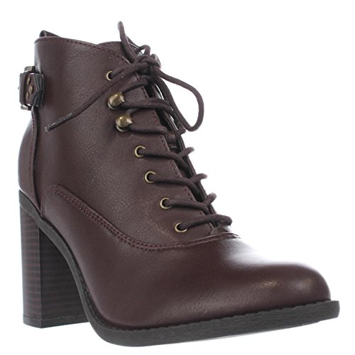 Indigo Rd. Spicy2 Combat Enkellaarzen - Medium Rood, 6.5 Us