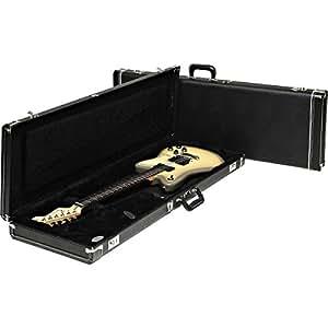 Fender Jazzmaster/Jaguar black · Estuche guitarra eléctr.