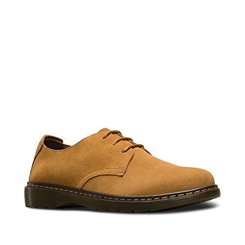Bronx Mens Boots - Dr. Martens Men's Elsfield Chestnut Bronx Suede Boot