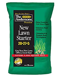 The Andersons New Lawn Starter