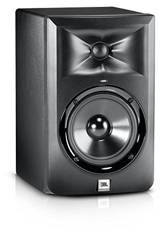 "JBL Professional LSR305 First-Generation 5"" 2-Way Powered Studio Monitor (LSR305)"