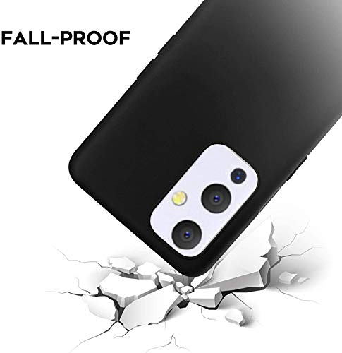 SkyTree Rubber Shock Proof Bumper Hybrid Edge to Edge Protective Back Cover for OnePlus 9 / One Plus 9/1+9 2021 August Clear Protective layer is built-in to prevent your phone from getting scratches Easy to install and removed Protect your Case against accidental damages.