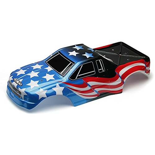 - Team Associated 25175 MGT 4.6 RTR Flag Body