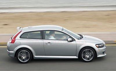 PSSC Pre Cut Front Car Window Films for Volvo C30 3 Door Hatchback 2007-2012 20/% Dark Tint