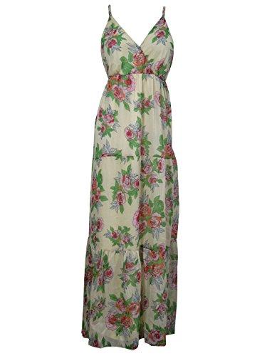 60 101 Kleid Damen cm cm Brust Interior Mogul 36 Cremefarben 86 Weiß gFvR6