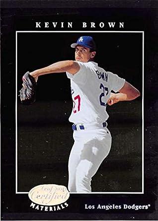 Baseball Kevin Brown Dodgers/marlins Signed Autographed N.l Balls