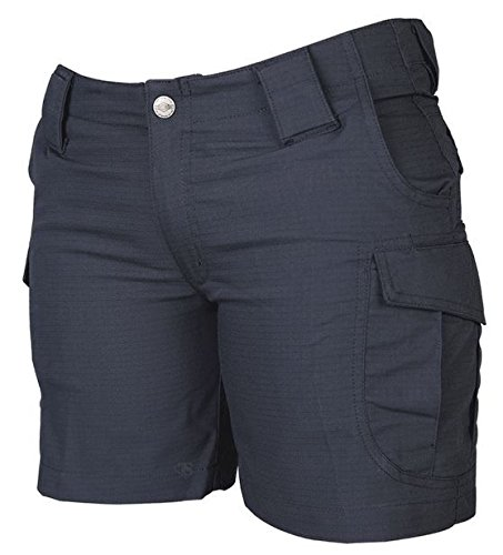 (Tru-Spec Shorts, 24-7 Ladies Ascent, Navy, 6)