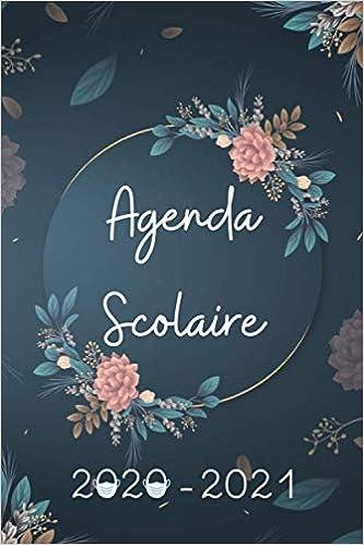 Agenda Scolaire 2020 2021: Planner 2020 2021 Français