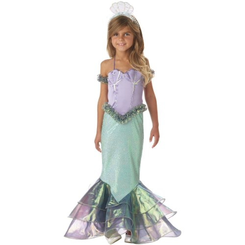 Magical Mermaid Child Costume - Small ()