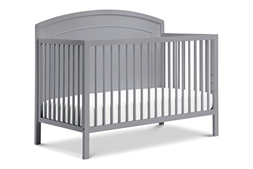 Carter's by DaVinci Kenzie 4-in-1 Convertible Crib, Grey