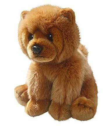 Buy Stuffed Animal Chow Chow Dog 10 Inches 25cm Plush Toy Soft